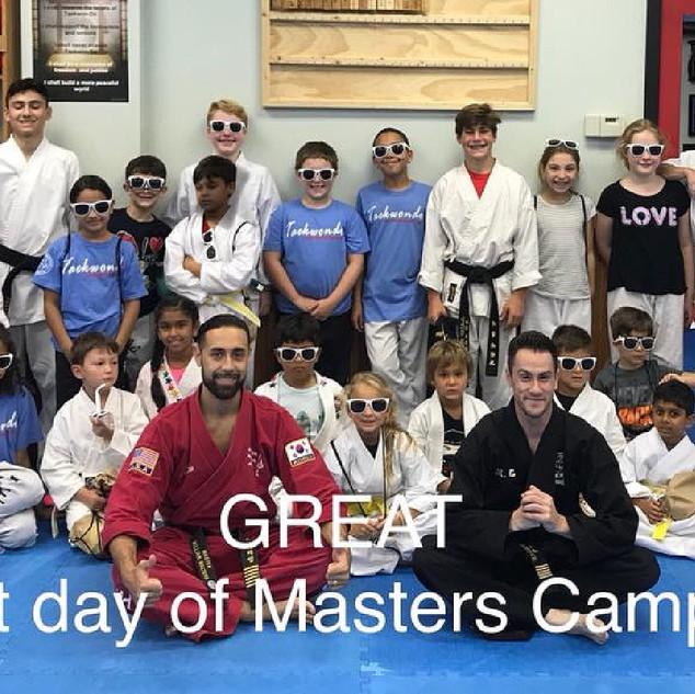 Three Master's Camp