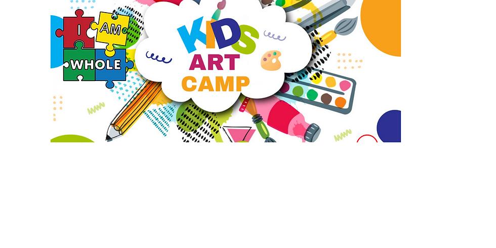 I AM WHOLE ART CAMP 11/25/20 9a-11a