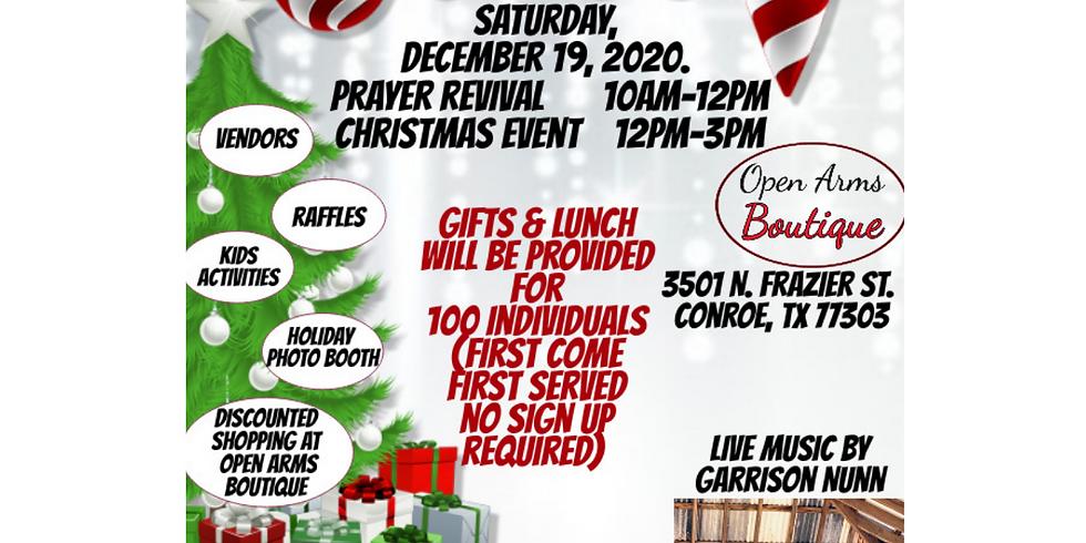 Christmas Giving Event