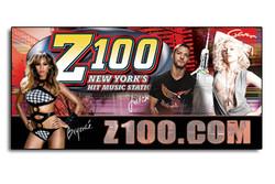 Z100 Outdoor Billboard