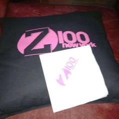 Custom Pillows & Napkins