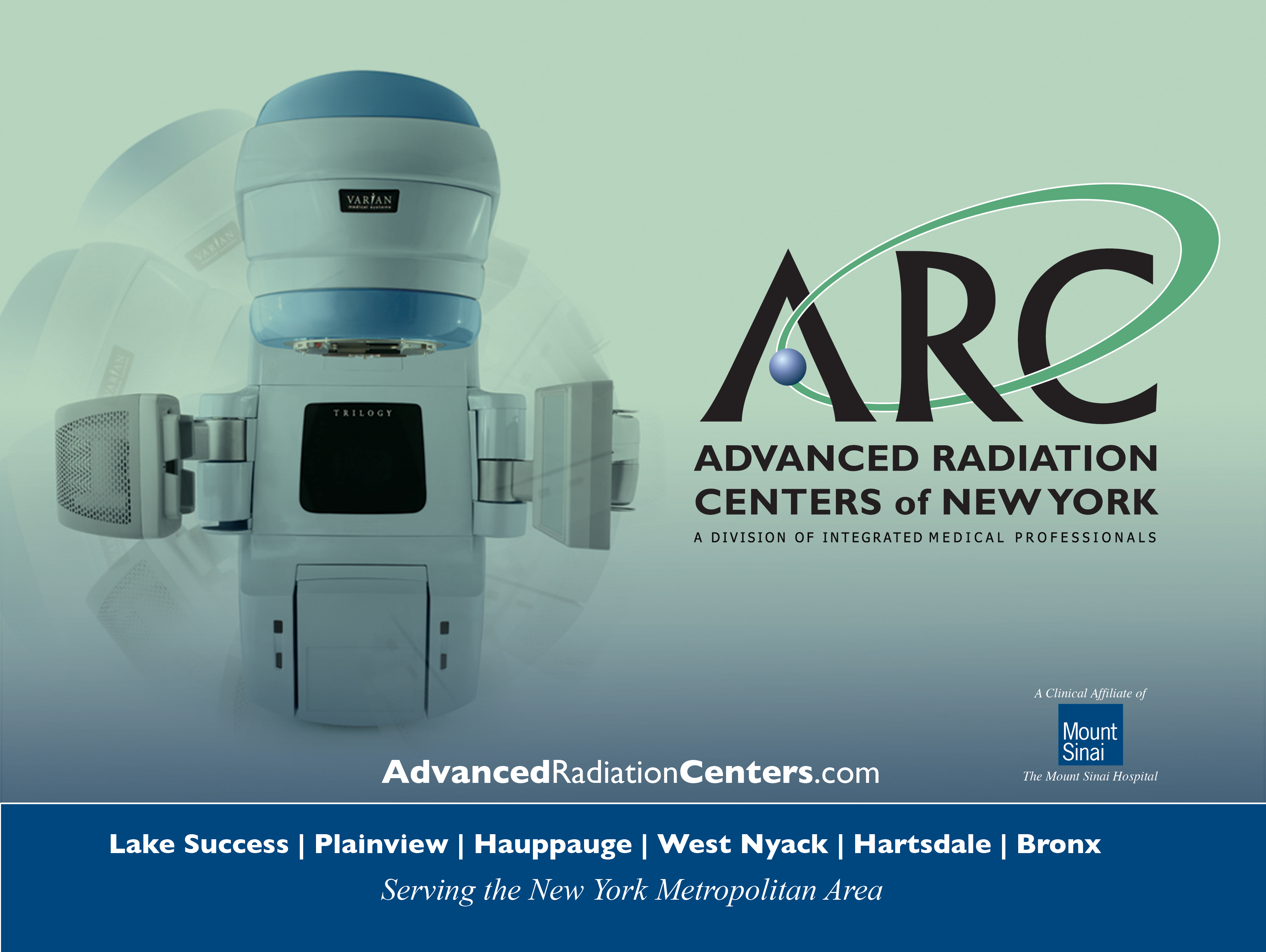 Advanced Radiation Centers of NY