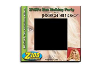 Z100 Polaroid Frame
