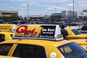 Q104.3 Taxi Top