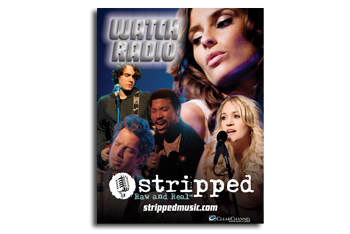 Stripped Ad