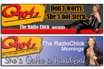 Q104.3 Outdoor Billboard