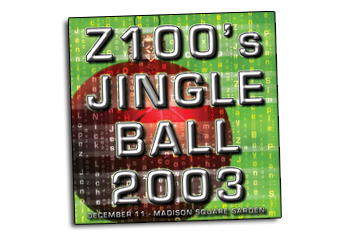 Z100's Jingle Ball 2003