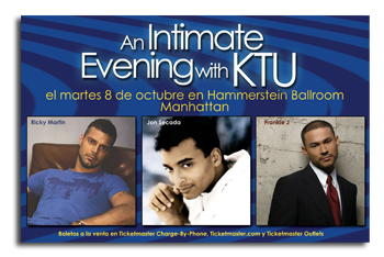 An Intimate Evening with KTU