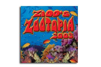 Z100's Zootopia 2003