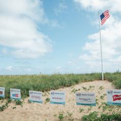 Yard/ Beach signage