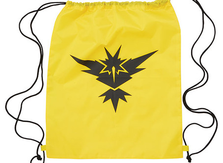 Drawstring bags for everyone!