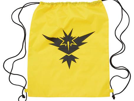 Drawstring bags for everyone!