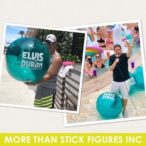 oversized Beach Balls!