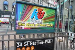 KTU MTA Signage