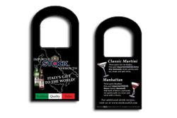 Vermouth Bottle Hanger