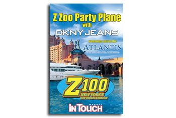 Z100's Party Plane