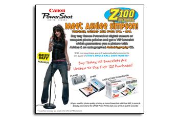 Z100 Promotion