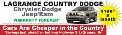 LaGrange Auto Dealer Outdoor Billboard