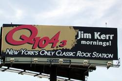Q104.3 Outdoor Billboard