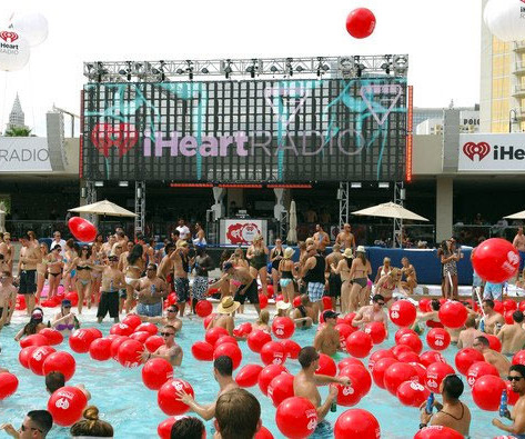 Beach Balls - iHeart Festival