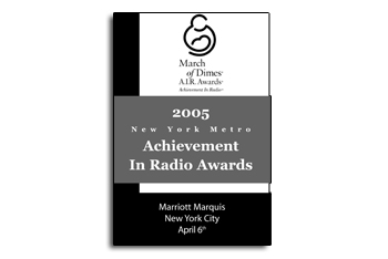AIR Awards 2005