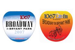 Fan Art for Broadway in Bryant park