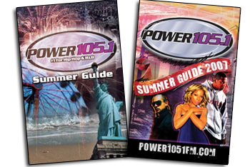 Power 105.1 Summer Guide