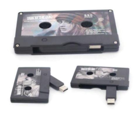 Cassete Tape USB