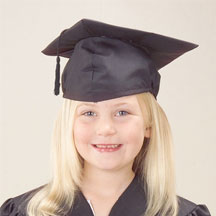 Graduation Hat for Kids & Adults