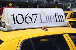 Lite Fm Taxi Top