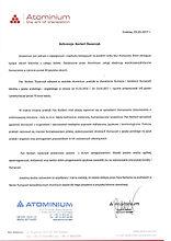 Biurło tłumaczeń Atominium - staż tłumaczeniowy