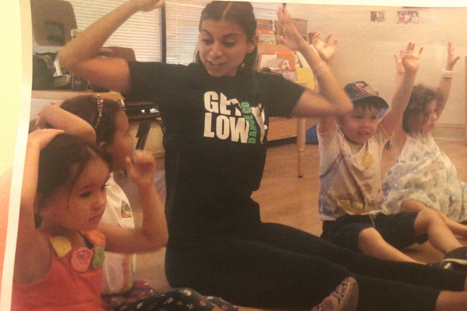 In Person Summer Dance Camp