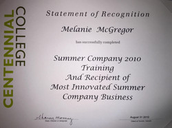 Most Innovated Company 2010
