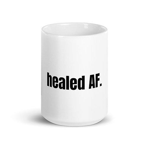 Healed AF Mug (15 oz)