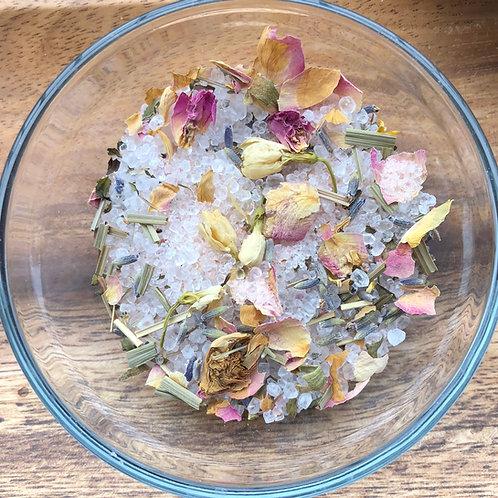 RelaxHER Herbal Bath Salts