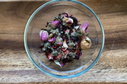 Sacred Space: Womb Healing Blend