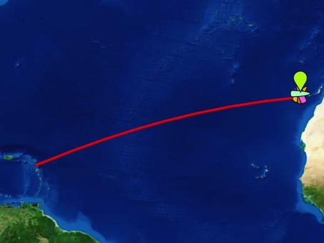 Antigua here we come!