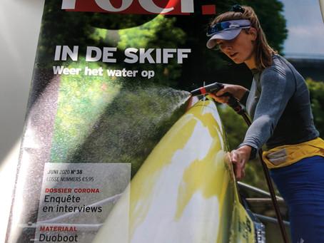 Article in Dutch magazine Roei!