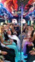 EXQUISITE LIMOUSINE - Chicagoland's leading provider of luxury Party Buses,Limousines and Shuttle Buses services. Chicago Party Bus