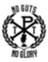 The parlor tattoo shop logo