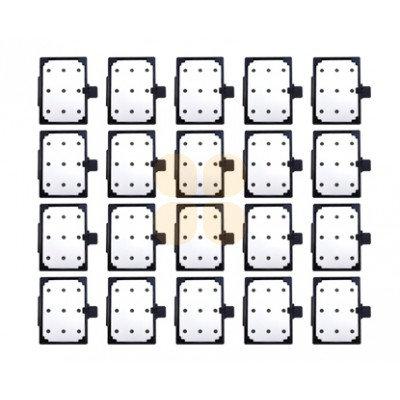 VJ-426UF Spitting Box Sponge Kit with Frame (20 pcs) - VJ1608-FB-SO20