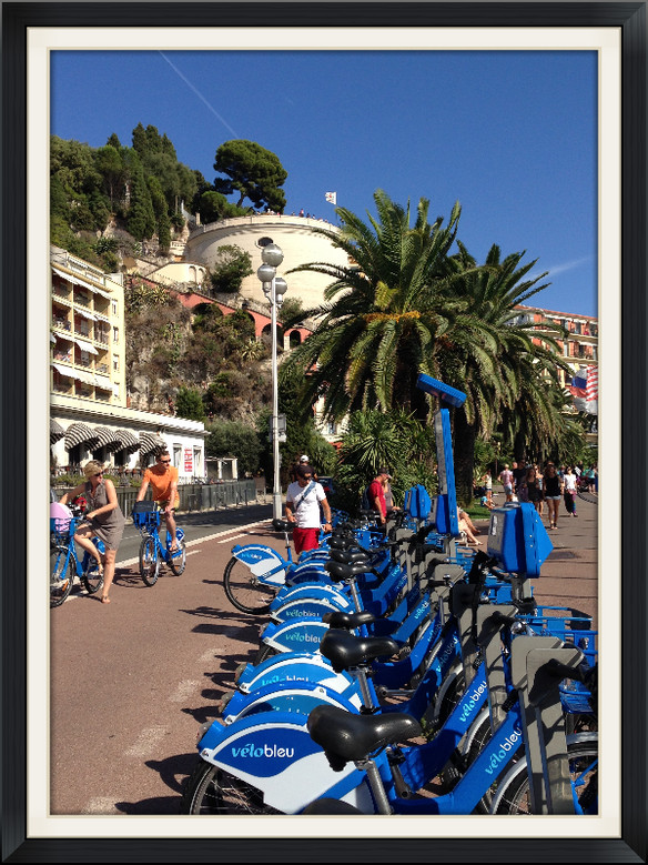 My family moments in the French Riviera - Cote d'Azur