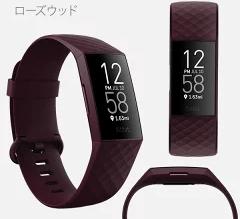 スマートウォッチ Fitbit Charge4