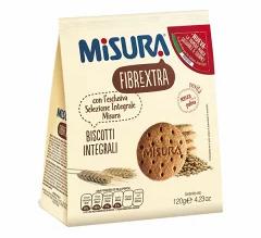 ミズーラ 全粒粉ビスケット 120g (MISURA)