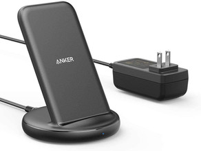 Anker PowerWave II Stand ワイヤレス充電器 ACアダプタ付属