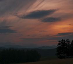 Sunset  夕日