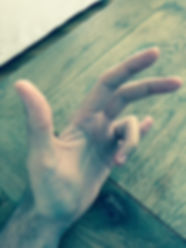 doigt à ressaut