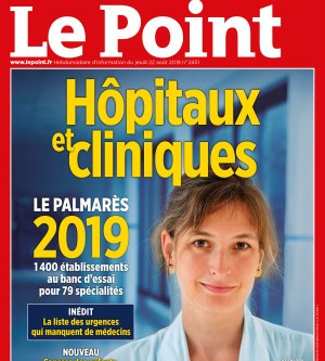 Le Point 2019 - N°1 du Canal carpien en Ile de France...