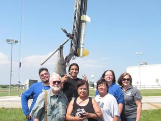 Ishpiming Bimise Rocket Team visits the RockOn! Workshop sponsored by NASA at Wallops Flight Facilit