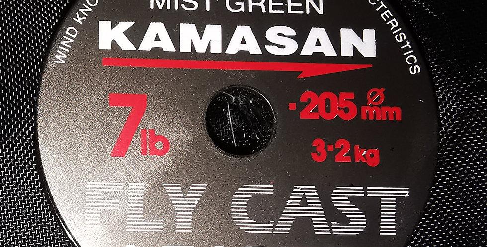 Kamasan 7lb Fly Cast Leader